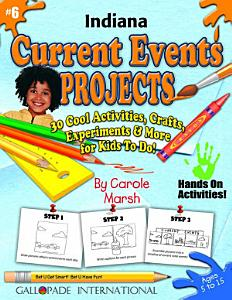 Indiana Current Events Projects PDF