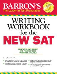 Barron S Writing Workbook For The New Sat Book PDF