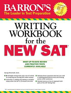 Barron s Writing Workbook for the New SAT Book