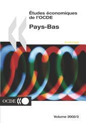 Études économiques de l'OCDE : Pays-Bas 2002