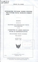 Integrated Nuclear Power Systems for Future Naval Surface Combatants PDF