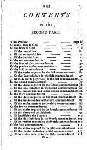 The Westminster Assembly's shorter Catechism