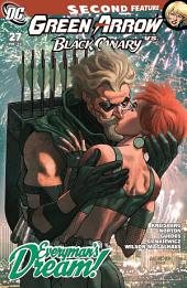 Green Arrow and Black Canary (2007-) #27
