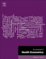 Encyclopedia of Health Economics PDF
