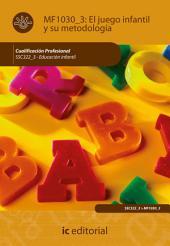El juego infantil y su metodología. SSC322_3