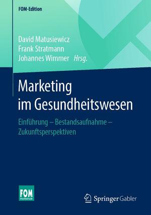 Marketing im Gesundheitswesen PDF