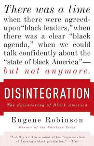 Disintegration Book
