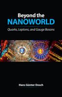 Beyond the Nanoworld PDF