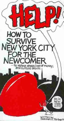 Download How to Survive New York City for the Newcomer Book