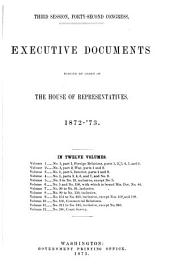 House Documents: Volume 4; Volume 267