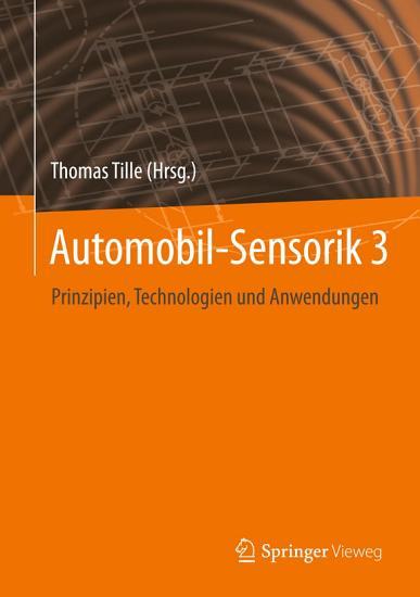 Automobil Sensorik 3 PDF