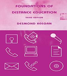 Foundations Of Distance Education Book PDF