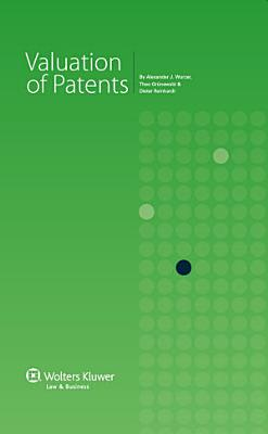 Valuation of Patents