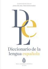 Diccionario de la lengua Espa  ola  Vigesimotercera edici  n  Versi  n normal PDF