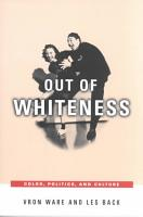 Out of Whiteness PDF