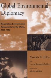 Global Environmental Diplomacy: Negotiating Environmental Agreements for the World, 1973-1992