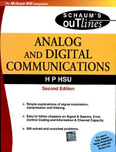Analog And Digital Communication  Special Indian Edition   Schaum S Outline Series  PDF