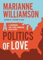 A Politics of Love PDF