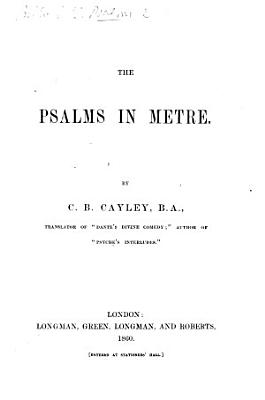 The Psalms in Metre PDF