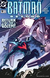 Batman Beyond (1999-) #10