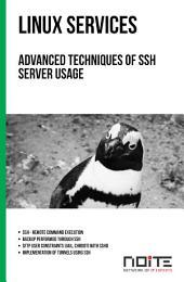 Advanced techniques of SSH server usage: Linux Services. AL3-071