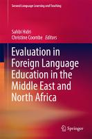 Evaluation in Foreign Language Education in the Middle East and North Africa PDF