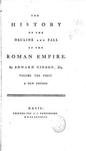 The History of the Decline and Fall of the Roman Empire: Volume 8
