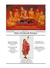 NBS#45: Indra and Pseudo Religion