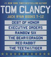 Tom Clancy's Jack Ryan: Books 7-12