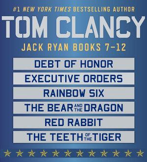 Tom Clancy s Jack Ryan Books 7 12