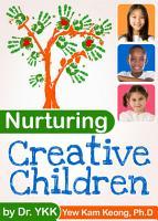 Nurturing Creative Children PDF