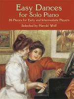 Easy Dances for Solo Piano PDF