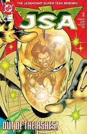 JSA (1999-) #4