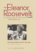 The Eleanor Roosevelt Papers