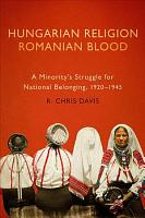 Hungarian Religion  Romanian Blood PDF