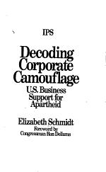 Decoding Corporate Camouflage