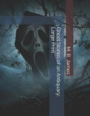Ghost Stories of an Antiquary PDF
