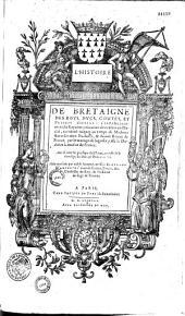 L' Histoire de Bretaigne... mise en escrit par... Bertrand d'Argentré... (Carmina Fr. Thorii, J. Botini)