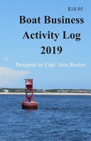 Boat Business Activity Log 2019: (dates Matched to Days)