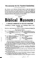 The Biblical inquirer PDF