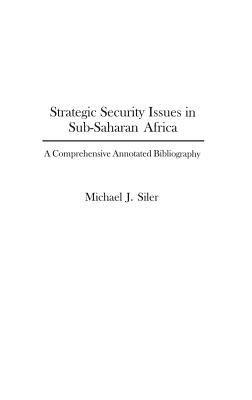 Strategic Security Issues in Sub Saharan Africa PDF