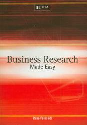 Business Research Made Easy Book PDF