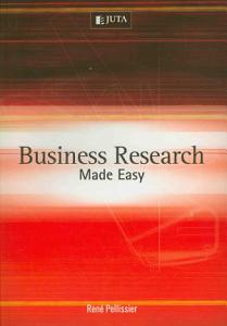 Business Research Made Easy Book