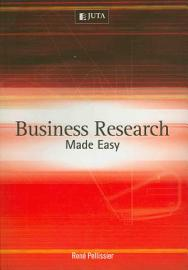 Business Research Made Easy