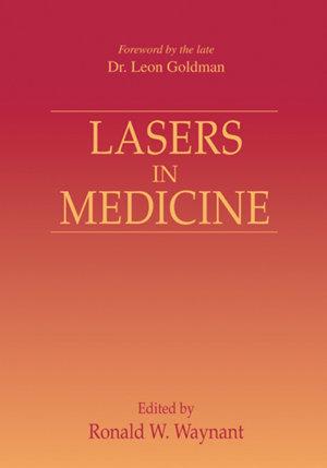 Lasers in Medicine PDF
