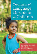 Treatment of Language Disorders in Children PDF