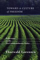 Toward a Culture of Freedom PDF
