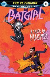 Batgirl  2016    8 PDF