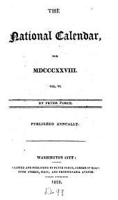A National Calendar ...: Volume 6