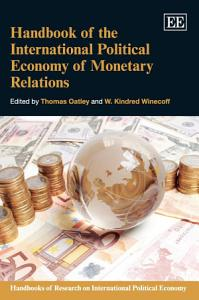 Handbook of the International Political Economy of Monetary Relations PDF